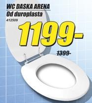 Daska Arena za WC šolju