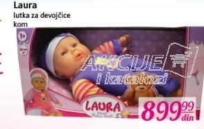 Igračka lutka Laura