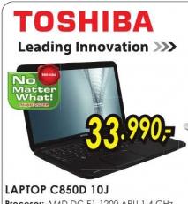 Laptop C850D-10J