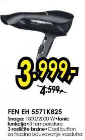 Fen za kosu Eh 5571k825