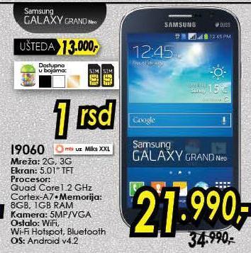 Mobilni telefon  Galaxy I9060
