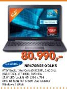 Laptop ATIV Book4 NP470R5E-X01HS