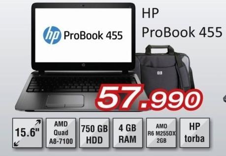 Laptp ProBook 455