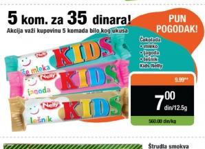 Čokolada kids