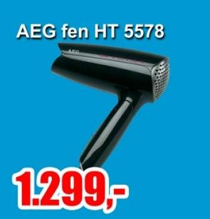 Fen HT 5578 crni