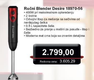 Ručni blender Desire 18970-56