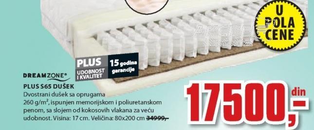 Dušek Plus S65