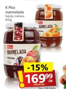 Marmelada mešana