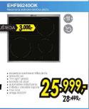 Ugradna ploča EHF 96240 OK