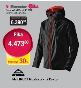Muška jakna McKinley