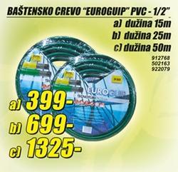 Baštensko crevo 50m Euroguip