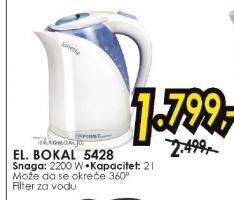 Električni Bokal 5428 2