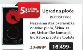 Ugradna ploča BHCI35133030