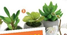 Ukrasna veštačka biljka Artina