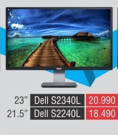"""Monitor LED 23"""" S2340l"""