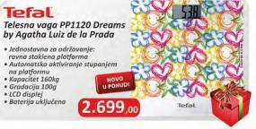 Telesna vaga PP1120