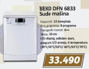 Sudo mašina Dfn 6833