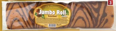 Rolat Jumbo roll čokolada