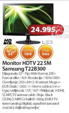 "Monitor LT22B300 22"""