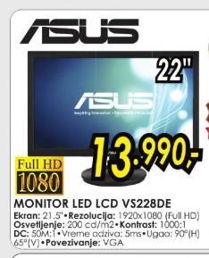Monitor VS228DE