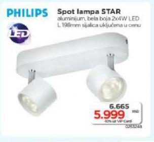 Spot lampa Star