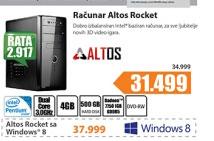 Desktop računar Altos Rocket