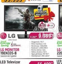 Monitor 19EN33S B