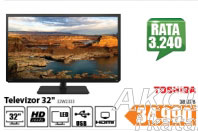 "Televizor TV 32"" Direct LED 32W2333"