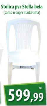 Stolica baštenska