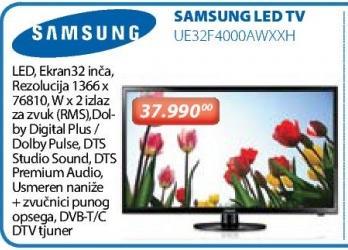 """Televizor LED 32"""" UE32F4000AWXXH"""