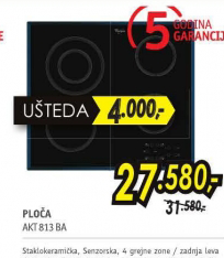 Ugradna ploča AKT 813/BA