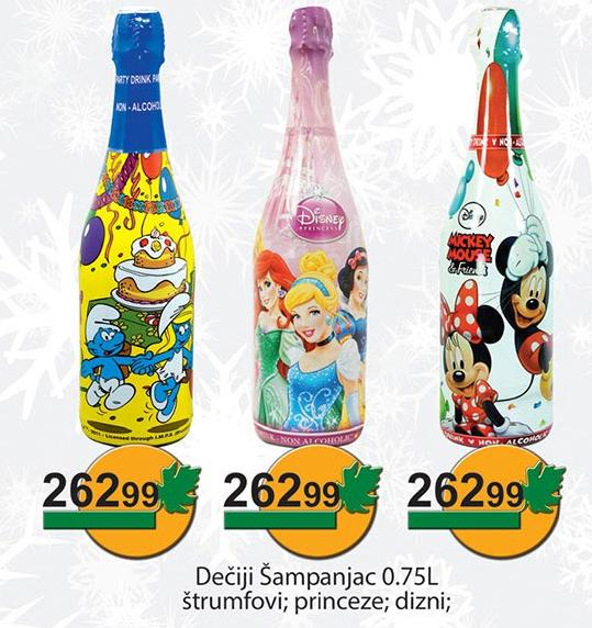 Šampanjac dečiji