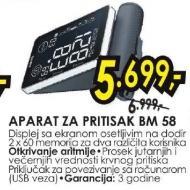 Aparat Za Pritisak BM58