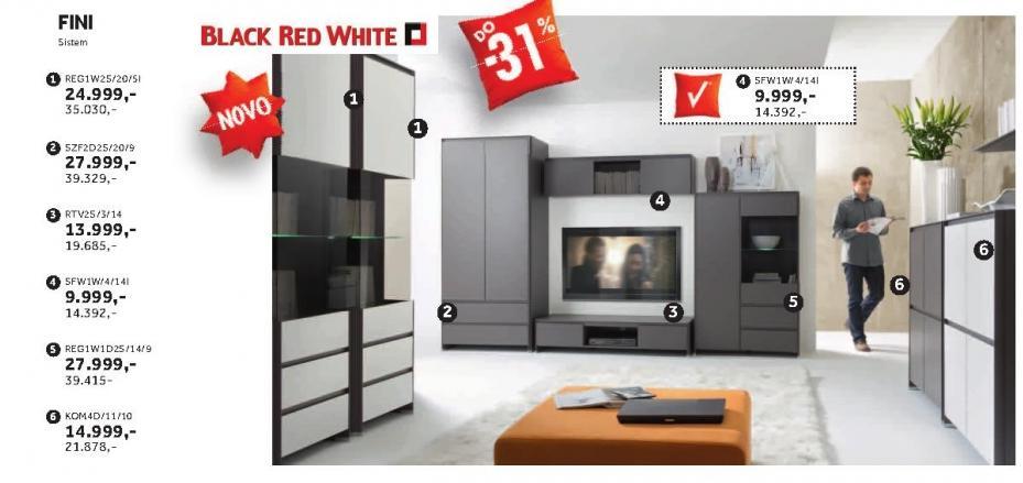 Orman Szf2d2s/20/9 Fini Black Red White