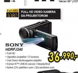 Kamera HDR-PJ240EB