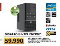 Desktop računar GIGATRON INTEL ENERGY