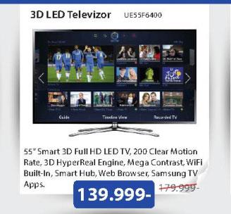 LED UE55-F6400