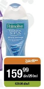 Gel za tuširanje Thermal SPA Massage