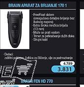 Električni brijač 170S