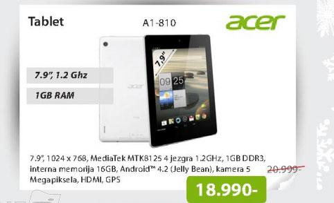 """Tablet A1-810 7.9"""""""