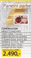 Parket Copenhagen