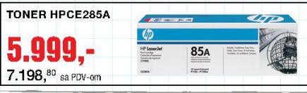 Toner  HPCE285A