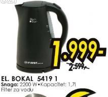Električni Bokal 5419 1