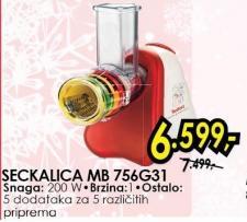Seckalica Mb 756g31