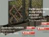 Žardinjera FIORIERA sa ogradom za puzavice