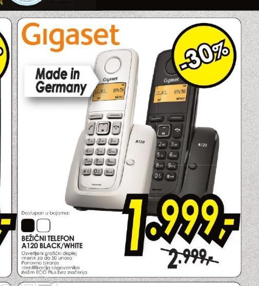 Bežični telefon A120