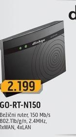 Bežični ruter GO-RT-N150