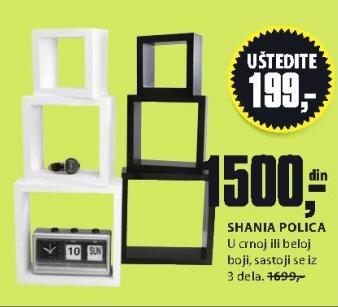 Polica Shania