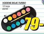 Vodene boje turbo