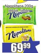 Napolitanke Napolitana limun